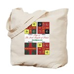 Flags/Irish Brigade France - Tote Bag