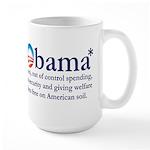 Side Effects Large Mug