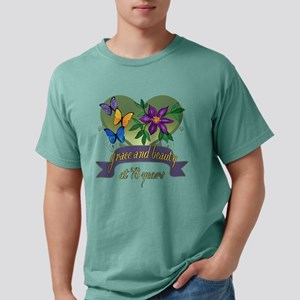 78th Birthday Grace Mens Comfort Colors® Shirt
