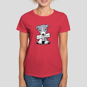 Pit Happens Women's Dark T-Shirt