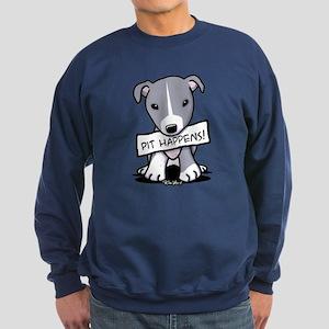 Pit Happens Sweatshirt (dark)