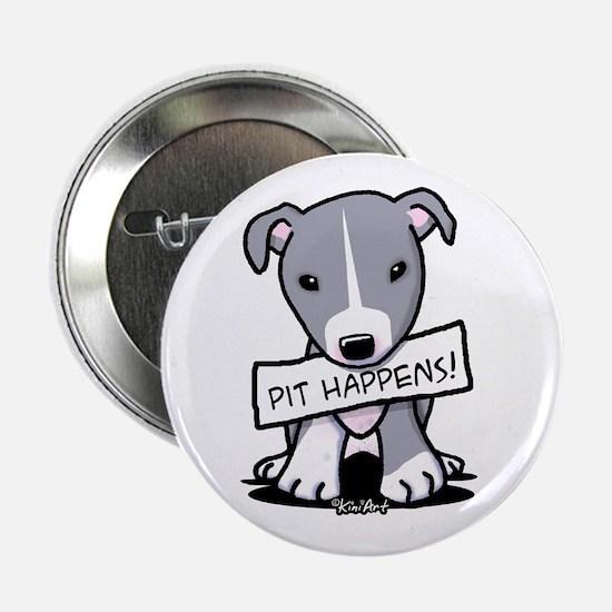 """Pit Happens 2.25"""" Button"""