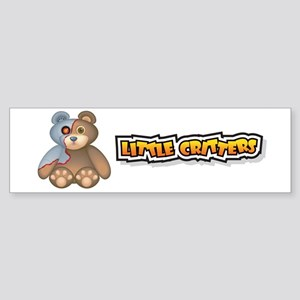 Little Critters Bumper Sticker