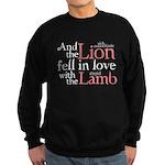 Lion Love Lamb Sweatshirt (dark)