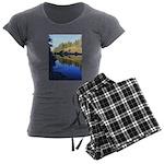 South Fork Eel River California Women's Charcoal P