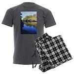 South Fork Eel River California Men's Charcoal Paj