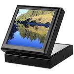 South Fork Eel River California Keepsake Box