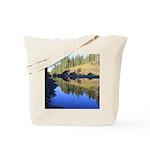 South Fork Eel River California Tote Bag