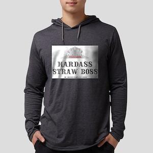 Straw Boss Long Sleeve T-Shirt