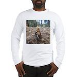 California Sister Butterfly Long Sleeve T-Shirt