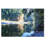Eel River Humboldt California Posters Large Poster