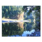 Eel River Humboldt California Posters Small Poster