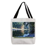 Eel River Humboldt California Polyester Tote Bag