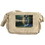 Eel River Humboldt California Messenger Bag