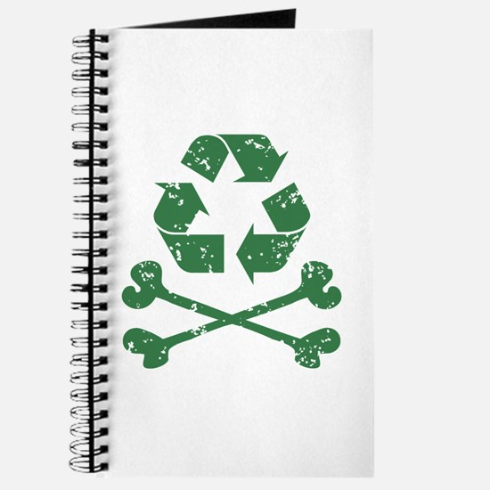 Recycling Pirate Journal