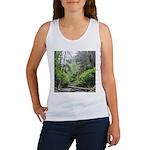 Fern Canyon Redwoods Tank Top