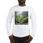 Fern Canyon Redwoods Long Sleeve T-Shirt