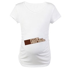Future Chocolate Fiend Inside Shirt