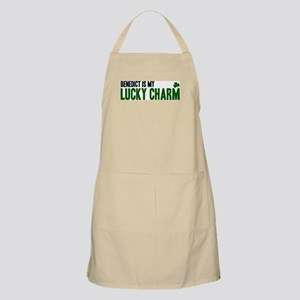 Benedict (lucky charm) BBQ Apron