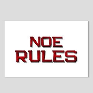 noe rules Postcards (Package of 8)