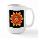Gazania I Large Mug