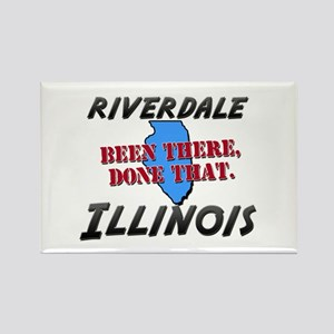 riverdale illinois - been there, done that Rectang