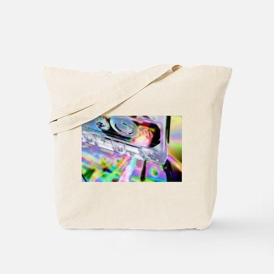 cassette culture - tape Tote Bag