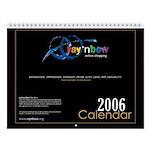 raynbow Calendar 2006