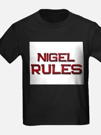 nigel rules T