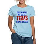 Texas Baseball Women's Light T-Shirt