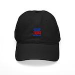 Texas Baseball Black Cap