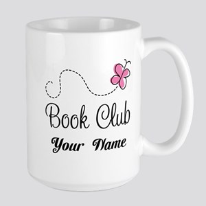 Personalized Book Club Cute Mugs
