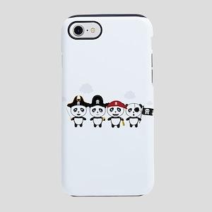 Panda Pirates Crew Ct4v1 iPhone 7 Tough Case