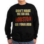 Houston Baseball Sweatshirt (dark)