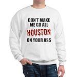 Houston Baseball Sweatshirt