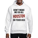 Houston Baseball Hooded Sweatshirt