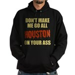 Houston Baseball Hoodie (dark)