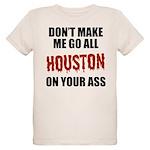 Houston Baseball Organic Kids T-Shirt