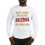 Arizona Baseball Long Sleeve T-Shirt