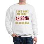 Arizona Baseball Sweatshirt