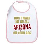 Arizona Baseball Bib