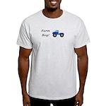 Farm Boy Tractor Light T-Shirt