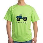 Farm Boy Tractor Green T-Shirt