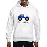 Farm Boy Tractor Hooded Sweatshirt