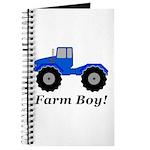 Farm Boy Tractor Journal
