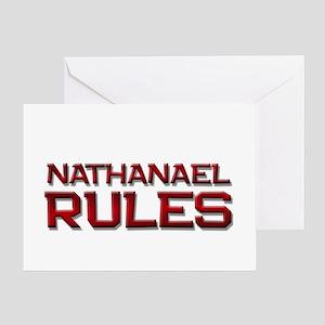 nathanael rules Greeting Card