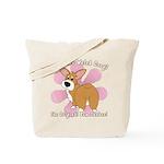 Corgi Bum Tote Bag