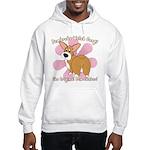 Corgi Bum Hooded Sweatshirt