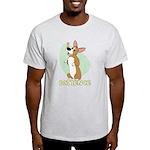 Corgi Begging Light T-Shirt