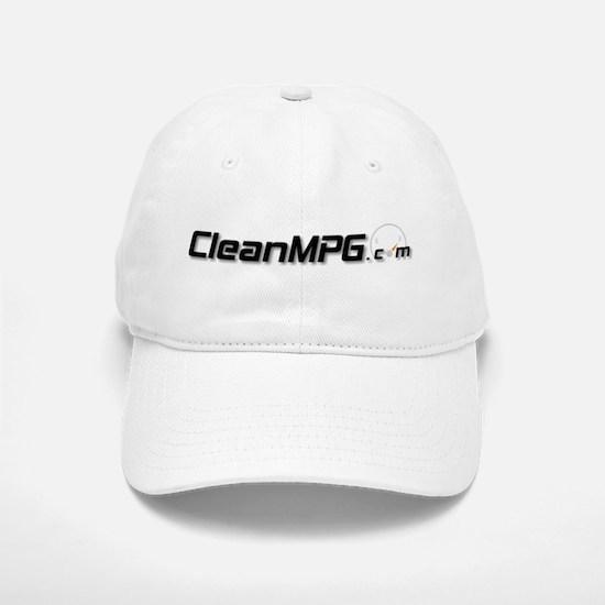 CleanMPG Baseball Baseball Cap